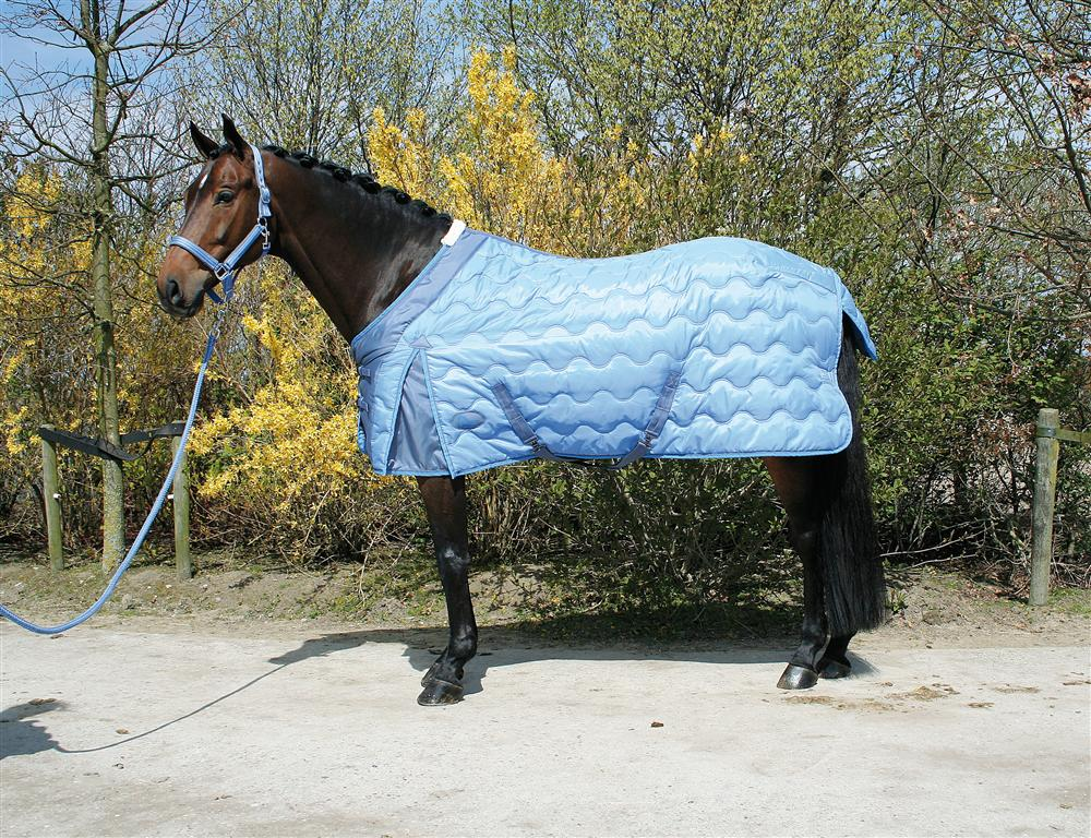Stable/thermo blanket