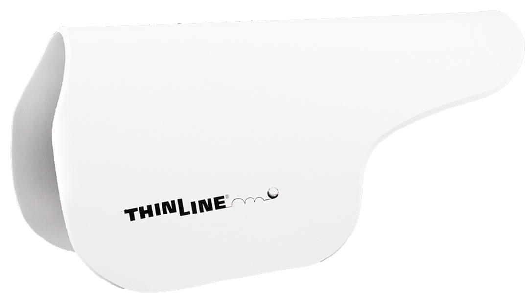 ThinLine Utra Contour Pad Large