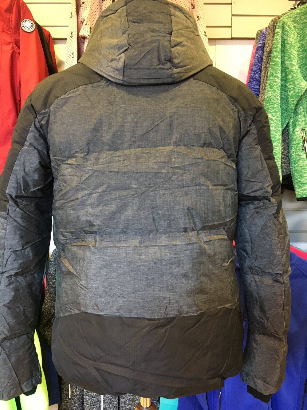 Warme Winterjas Heren.Warme Heren Winterjas Ew Club Lizzardsports M 484 99 95