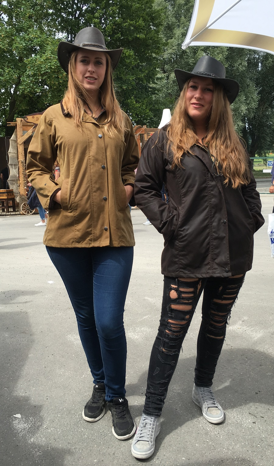 Dames waxjas greenbelt countrywear