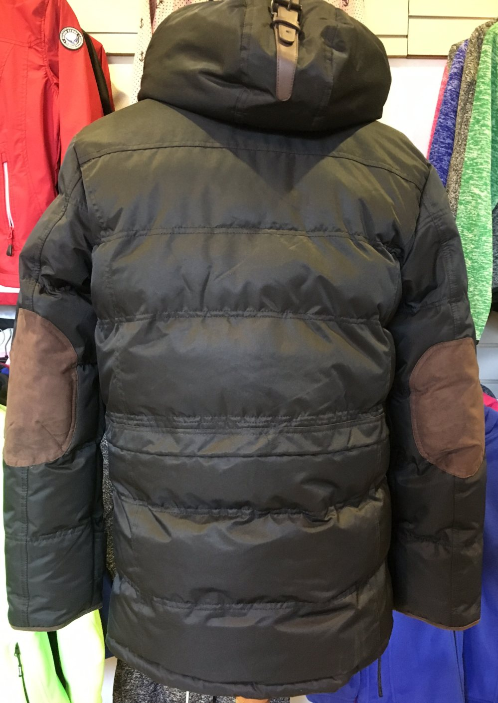 Warme Winterjas Winkels.Warme Heren Winterjas Lizzardsports 99 95 Xcellent Rider