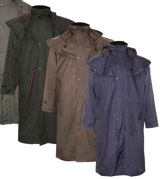 Terra Australia Bush rainCoat Long